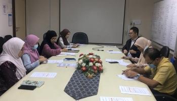 Mesyuarat Pre Exit Auditan Sistem Pengurusan Inventori di UniSZA Holdings Sdn Bhd (UHSB) dan Subsidiari