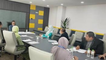 Mesyuarat Exit Auditan Lot Perniagaan di TUMPU